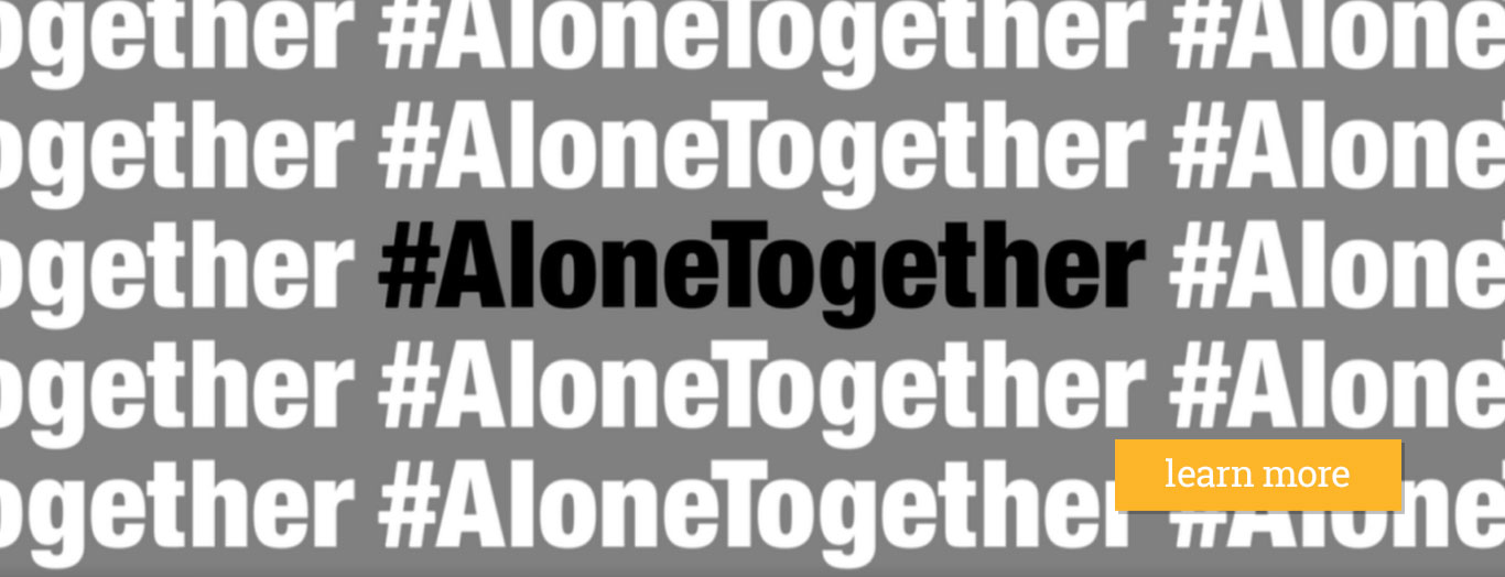 #alonetogether