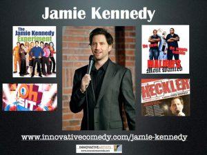 Jamie Kennedy promo