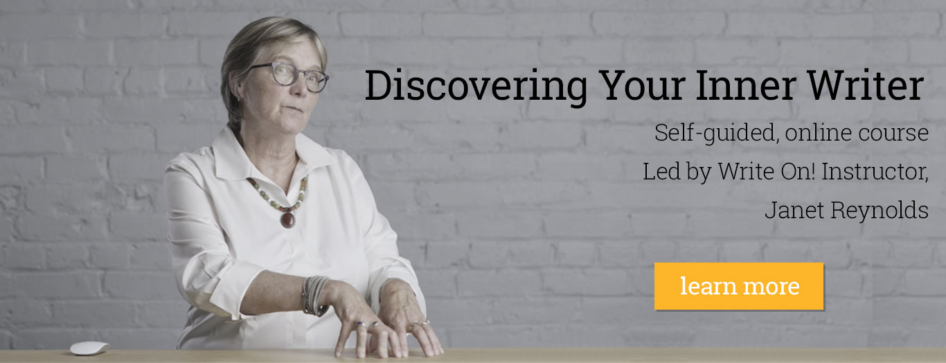 Discovering Your Inner Writer