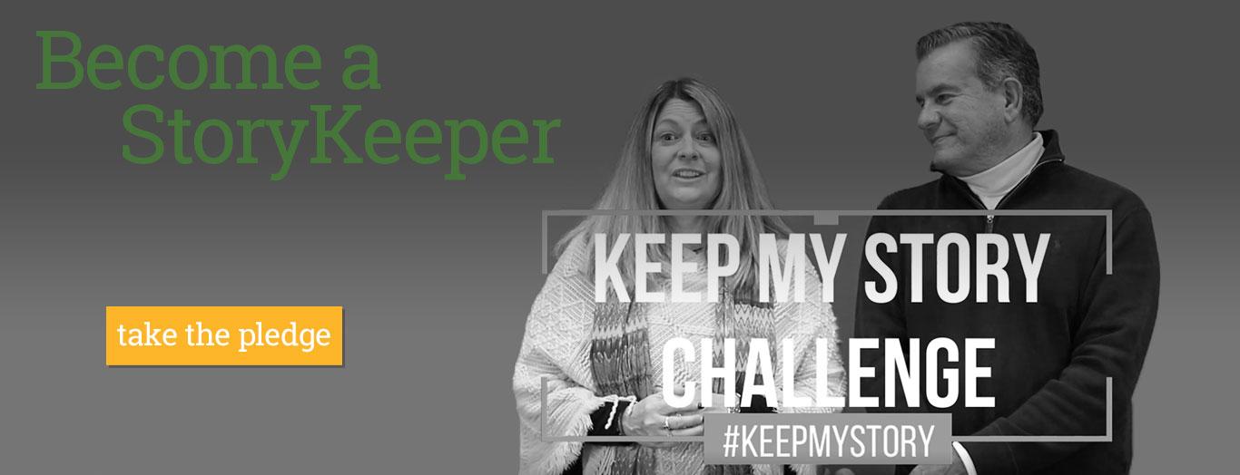 #KeepMyStory