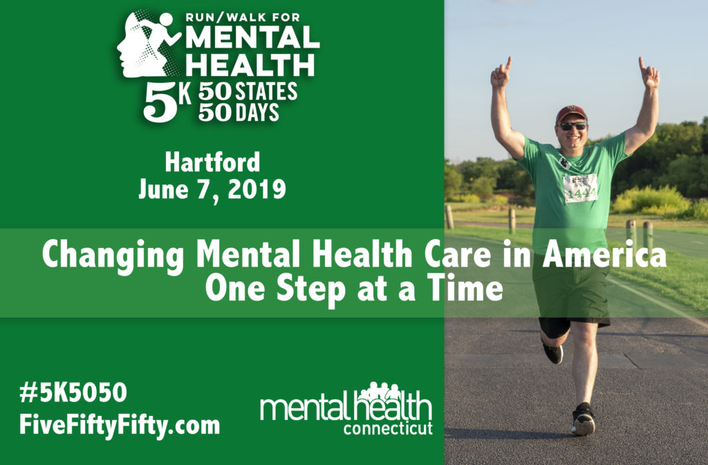 One Month Until the Run/Walk for Mental Health 5k!