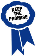Keep the Promise: 20th Anniversary Art Exhibit Reception @ Legislative Office Building, 2nd Floor Atrium