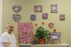 MHC's Mending Art - Learn more about our creative wellness program
